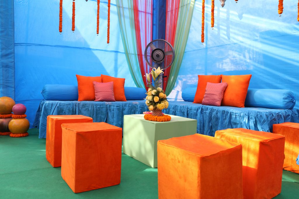 Image Of Sarnath Wedding Lawn In Varanasi-Lal Bangla Lawn (10)