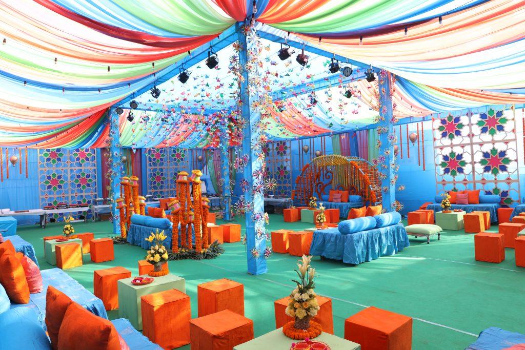 Image Of Sarnath Wedding Lawn In Varanasi-Lal Bangla Lawn (9)